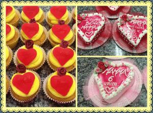 torte e cupcake festa della mamma 2015