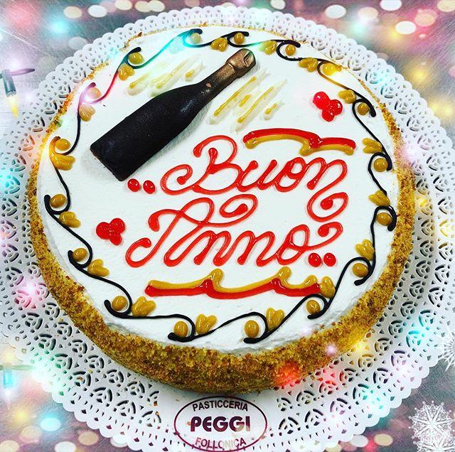 #buonanno #buon2020 #grazieatutti #pasticceriapeggi #follonica